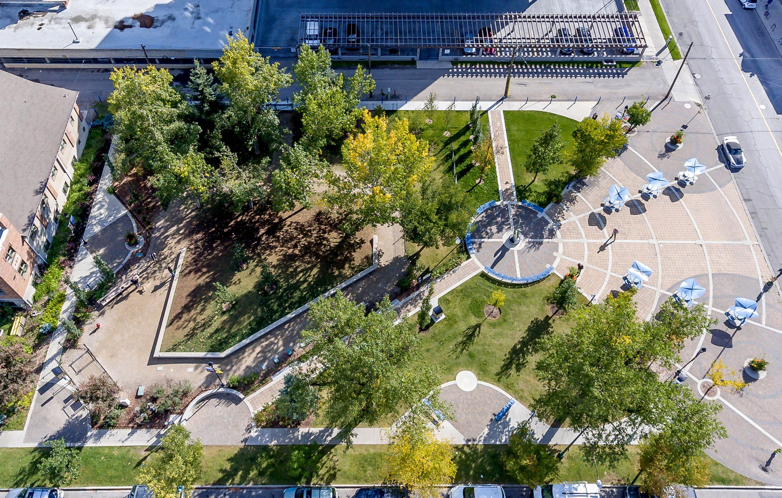 818 Design - Connaught Dog Park